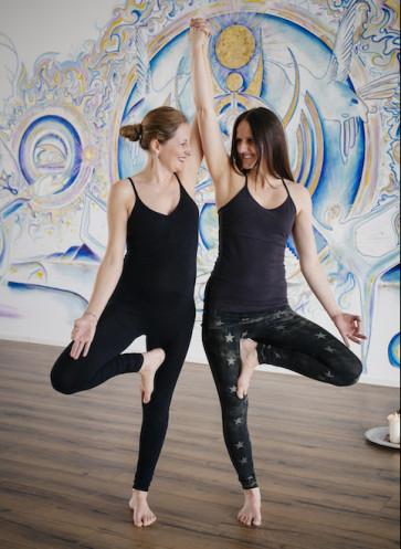 I love Yoga Gutscheinbuch Callwey Yoga am Engel München Kurs