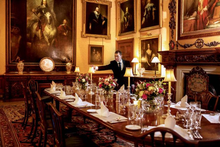 Dinner Downton Abbey