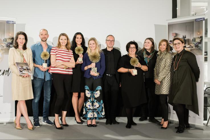 Best of Interior Wohnbuch Callwey Preisträger Jury Gruppenfoto