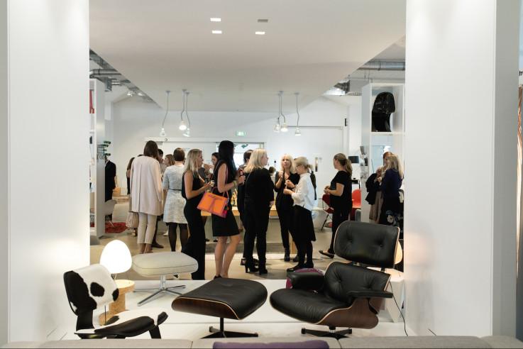 Best of Interior Wohnbuch Callwey Showroom Ambiente direct