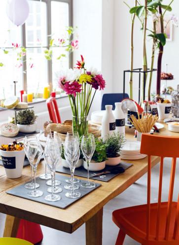 Björn Kroner Tischkultur dekorieren für Feste und Gäste Callwey Party mit Freunden DIY