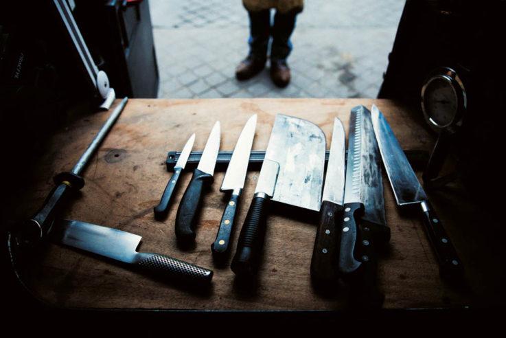 Messer Kochen Rezepte