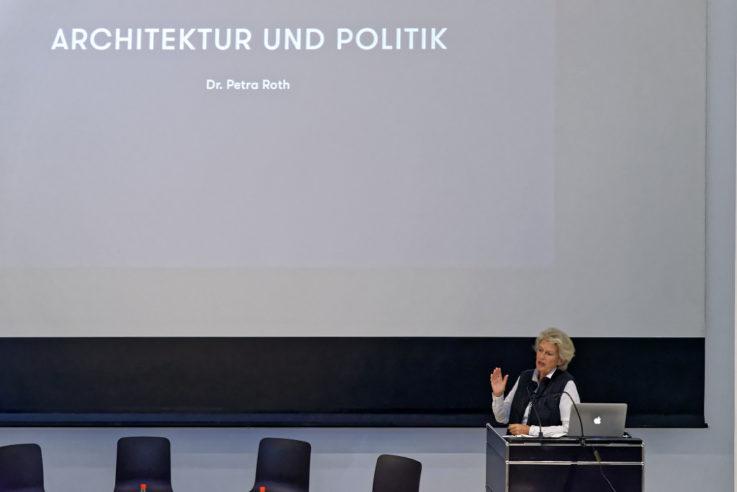 Einfamilienhaus-Kongress Häuser des Jahres DAM Dr. Petra Roth