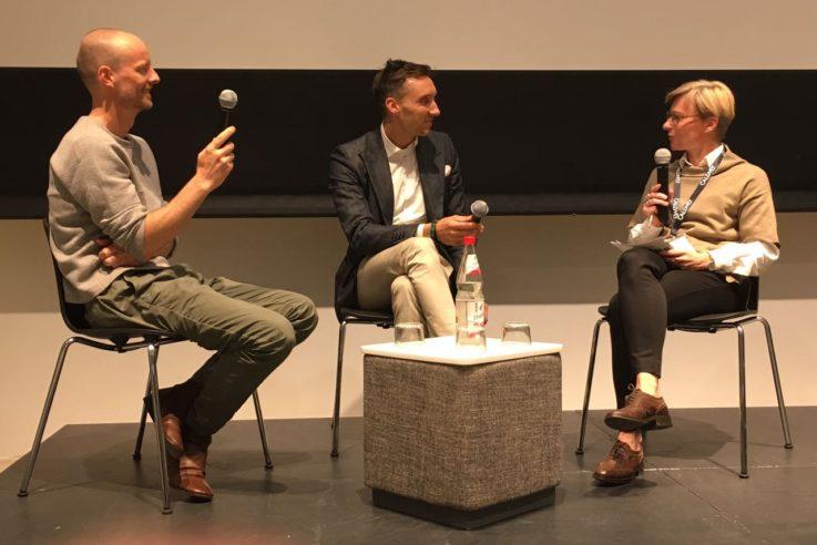 Einfamilienhaus-Kongress Häuser des Jahres DAM Thomas Kröger Stefan Höglmaier im Gespräch