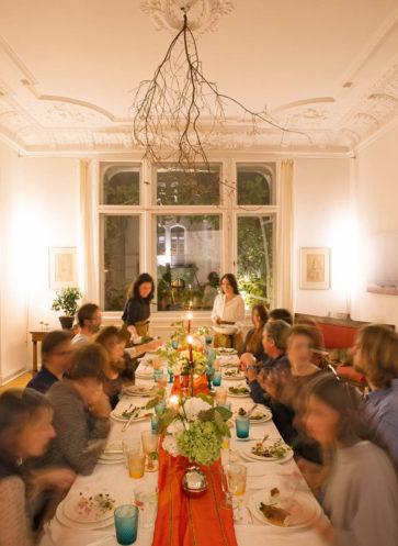 Willkommen bei großartigen Gastgeberinnen Callwey Wohnbuch Ratgeber Einladung Gäste Tafel