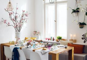 callwey tischkultur wohnbuch Kaffeetafel Dekoration Ideen