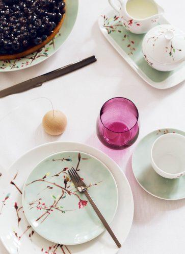 callwey tischkultur wohnbuch Porzellan Glas