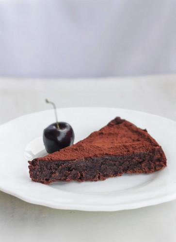 Schokoladentarte Rezept Ohne Mehl Aus Dem Mama Kochbuch