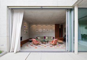 Wohnen in Beton Einfamilienhäuser aus Beton Betonhaus bauen Maio Maio Architekten