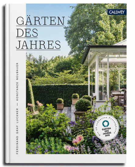 Gärten des Jahres 2018 Callwey Buch GdJ vonLuckner Neubauer