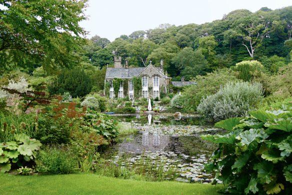 Neue romantische Gartenreisen in England