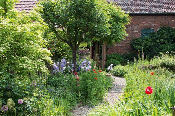 Garten Hergershausen