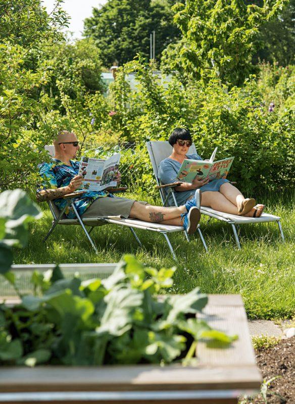 Garden Girls Gartenbuch Callwey Laube Garten Sommer