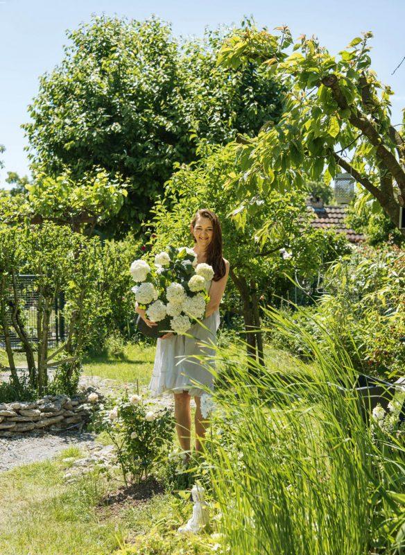 Garden Girls Gartenbuch Callwey Laube Pflanzen Blumen
