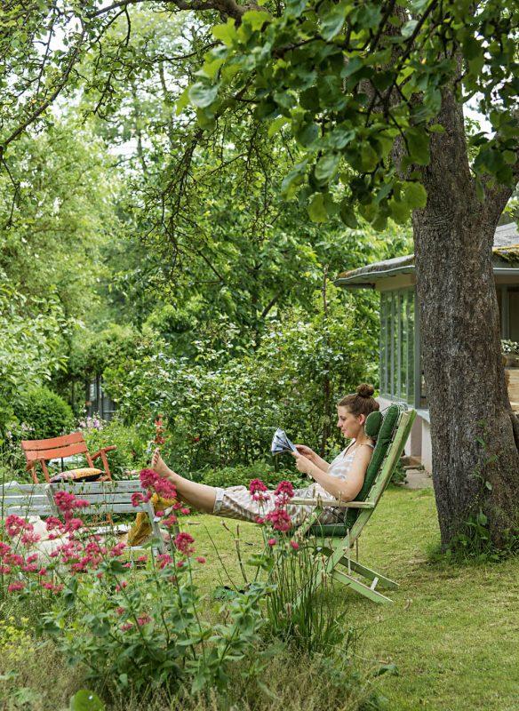 Garden Girls Gartenbuch Callwey Schrebergarten Auszeit Sommer