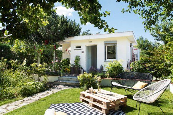 Garden Girls Gartenbuch Callwey Schrebergarten Tiny House