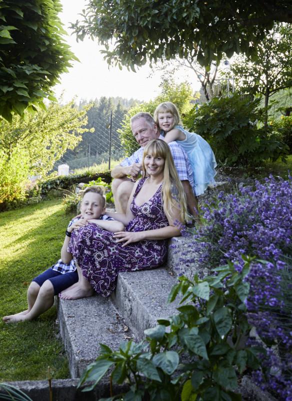 Shabby Chic Wohnbuch Callwey Garten Lavendel