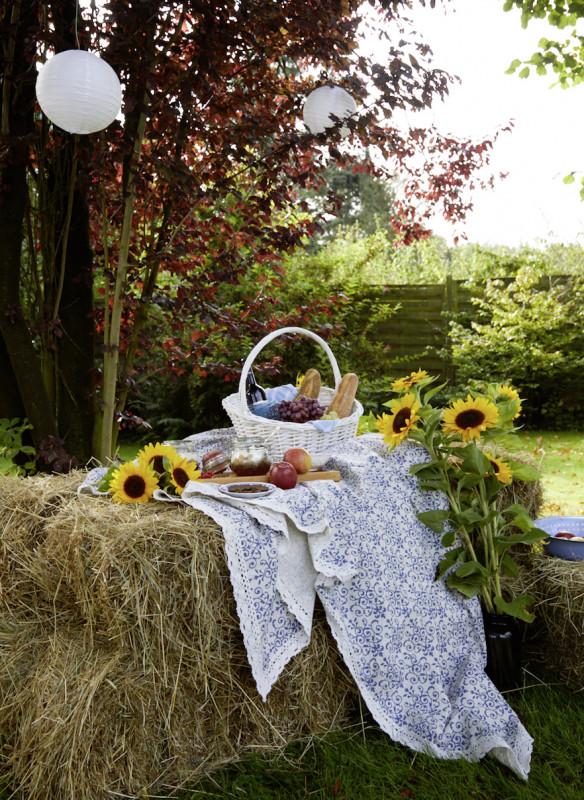 shabby chic wohnbuch callwey rezepte picknick