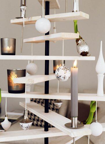 tischkultur callwey wohnbuch weihnachten modern weihnachtskugel minimalistisch