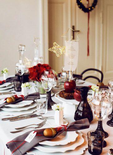 tischkultur callwey wohnbuch weihnachten christrose