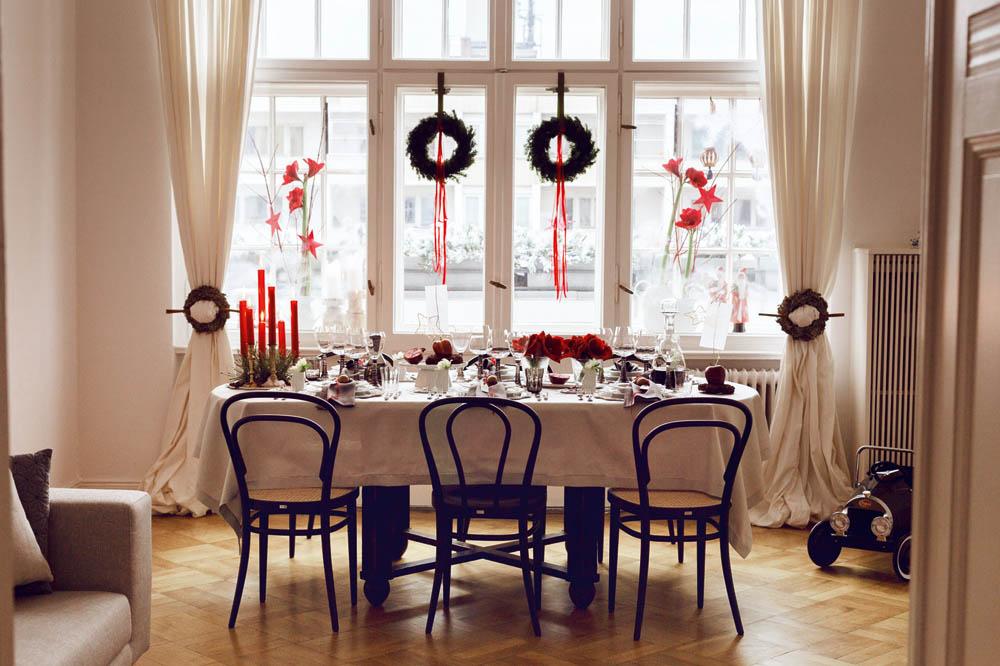 Ideen für die Weihnachtstafel | Callwey | Tischkultur | Weihnachten