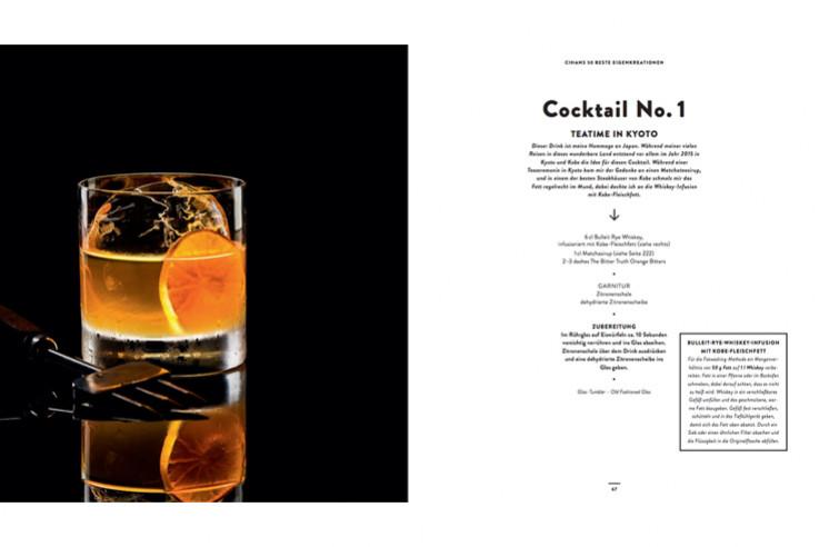 Weihnachtsgeschenk für Männer Kochbuch Bar Bibel Cihan Anadologlu Cocktail Rezepte
