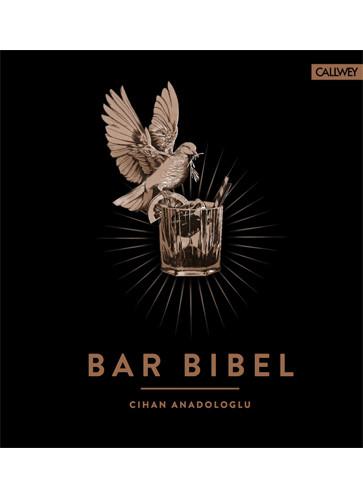 Weihnachtsgeschenk für Männer Kochbuch Bar Bibel Cihan Anadologlu Cover