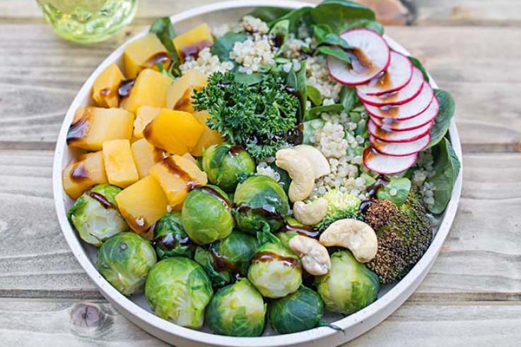 Steckrüben Bowl Rezept für Steckrüben Gericht Callwey