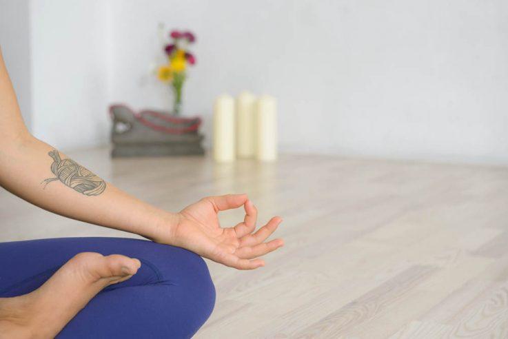 Callwey Yoga Challenge I love Yoga Gutscheinbuch Meditation