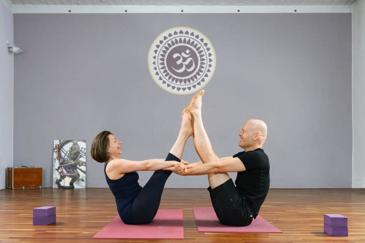 Callwey Yoga Challenge I love Yoga Gutscheinbuch Yoga Ruhe