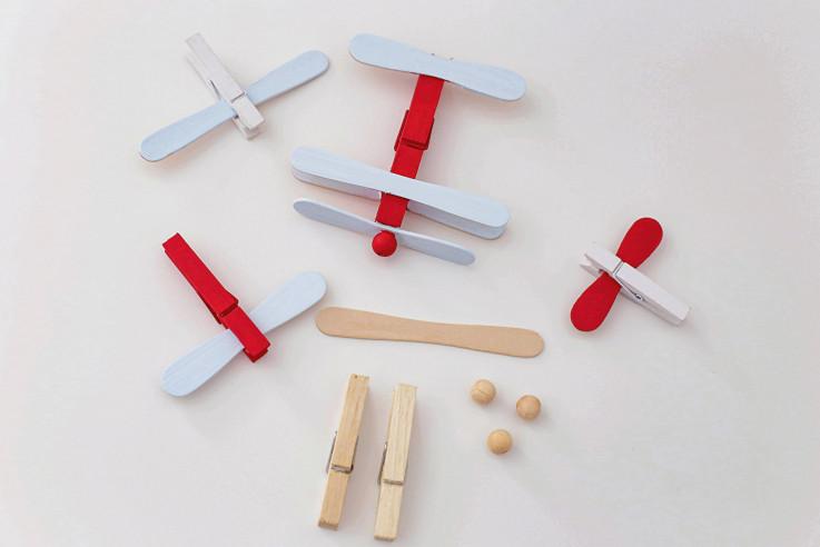 Mottoparty Flugzeug Kindergeburtstag Ideen