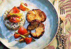 Tabouleh Rezept Couscous Salat | aus Casablanca Kochbuch