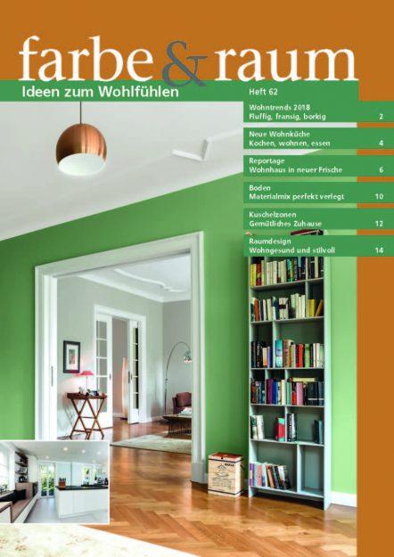 Farbe U0026 Raum Heft 62 (25 Ex.)