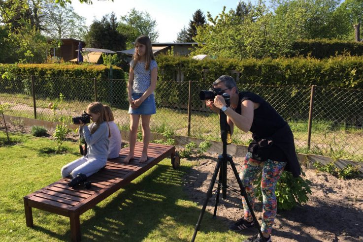 garden girls callwey gartenbuch making of garter