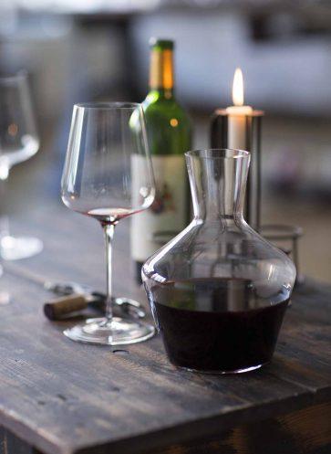 Paula Bosch; Wein; Weinverkostung