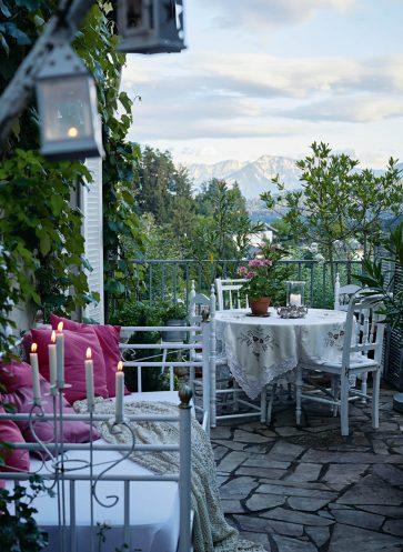 callwey shabby chic wohnbuch man wohnt nur mit dem herzen gut Vintage Garten