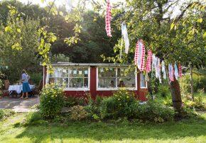 garden girls gartenbuch callwey Dekoration Garten Wimpel