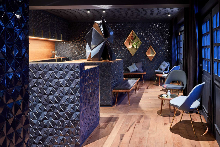 Die schoensten Restaurants & Bars Design Award