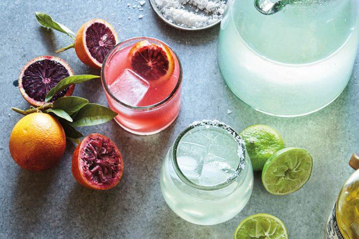 Margarita und Varianten