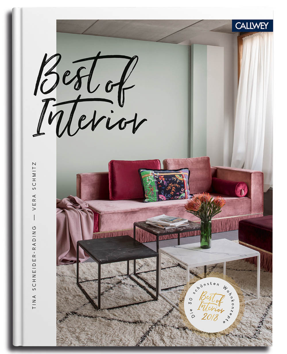 Best of interior 2018 callwey for Interior designer gesucht