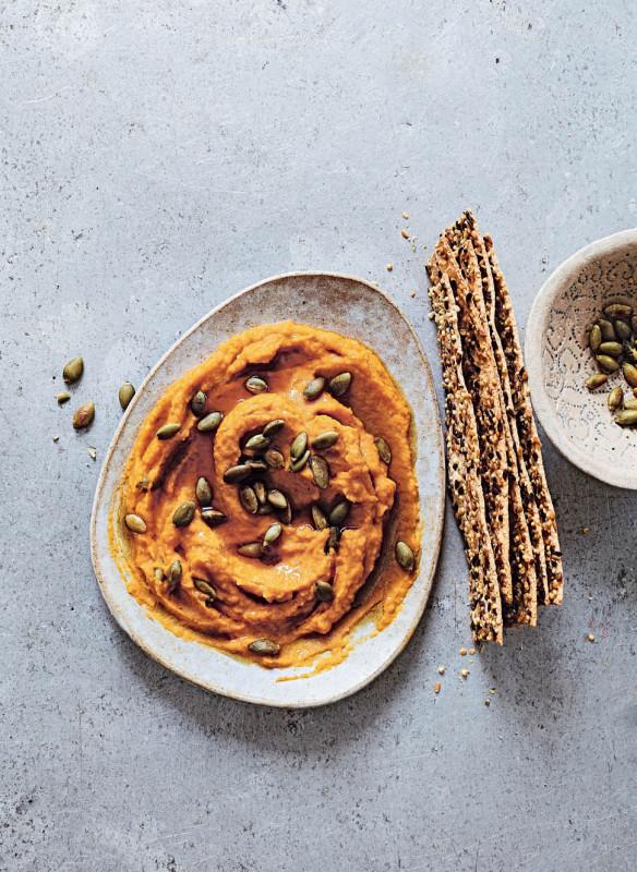 Hummus_Kürbis-Hummus