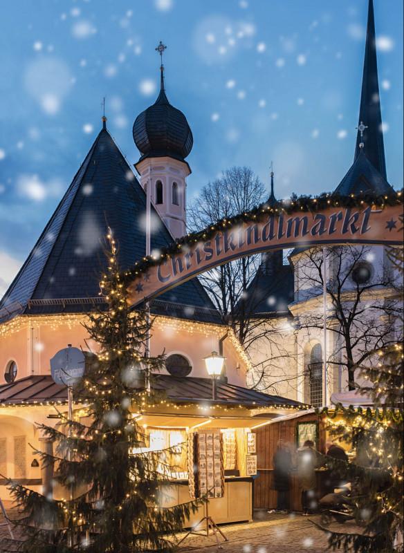 Weihnachten in den Bergen Wohnbuch Callwey Christkindlmarkt Prien Chiemsee
