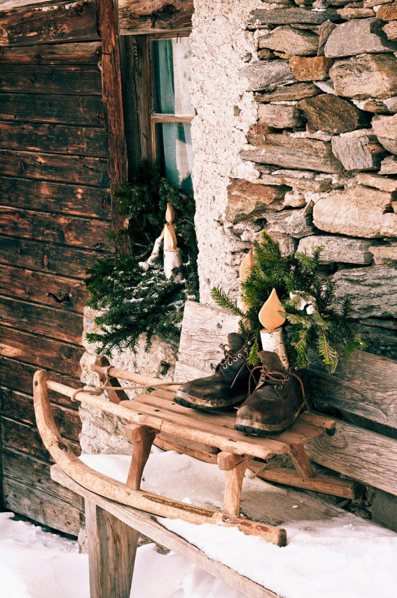 Deko Zu Weihnachten.Weihnachten In Den Bergen Rezepte Wohnideen Für Die Schönste Zeit