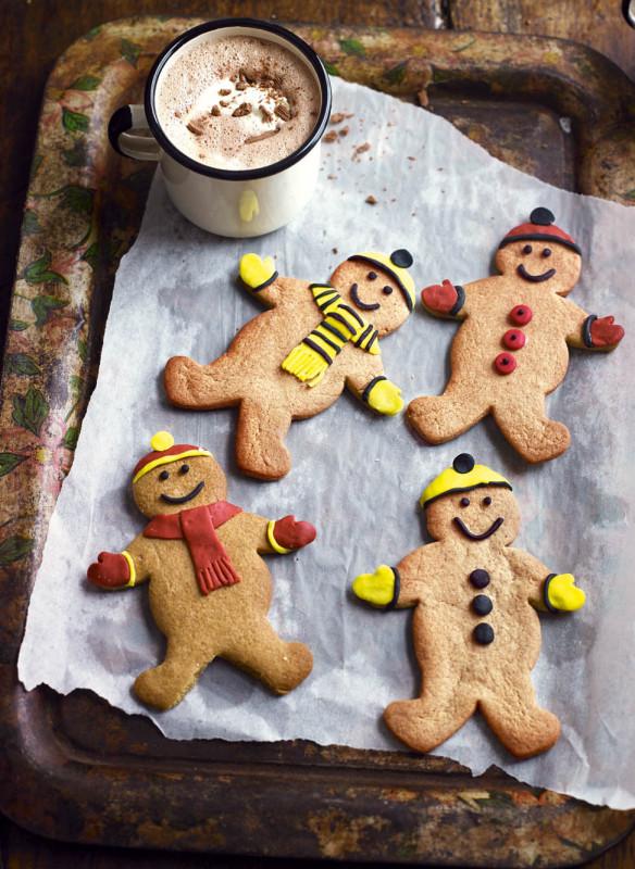 Weihnachten in den Bergen Wohnbuch Callwey Kakao Plätzchen
