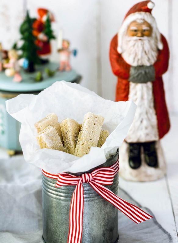 Weihnachten in den Bergen Wohnbuch Callwey Shortbread