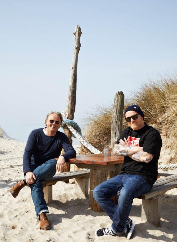 zu gast auf sylt kochbuch callwey beachhouse besitzer strand