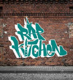 Callwey Rap Kitchen Graffiti