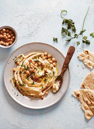 Hummus-Grundrezept