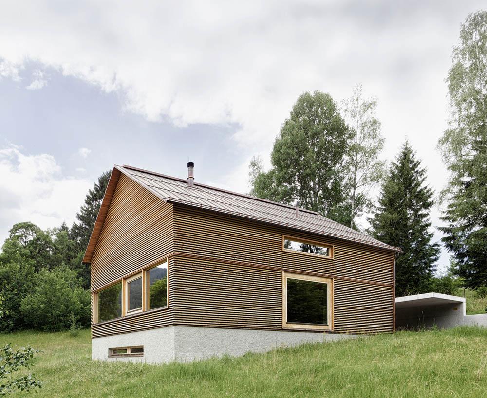 Innauer Matt Haus Tschengla
