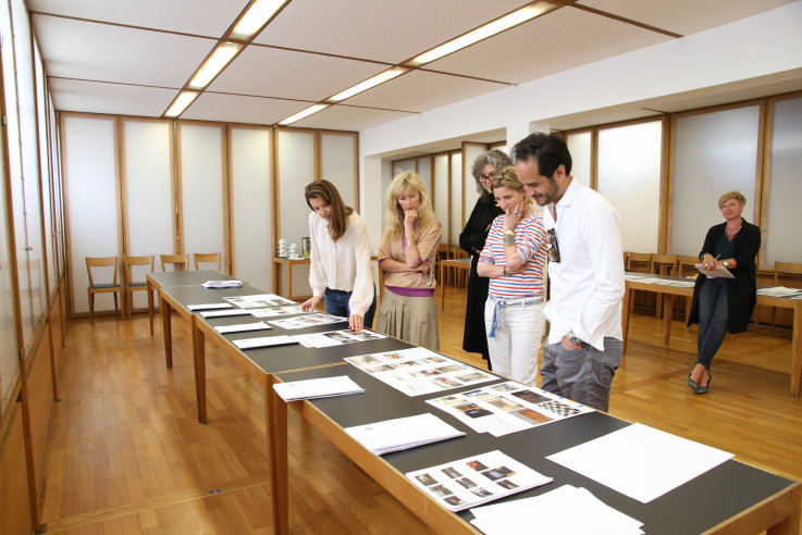 Best of Interior 2018 Callwey Jury Projekte Diskussion